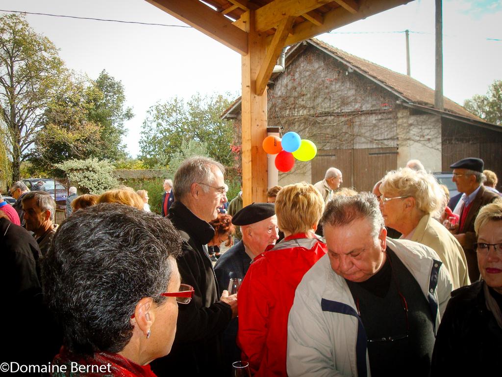 Portes ouvertes du Domaine Bernet